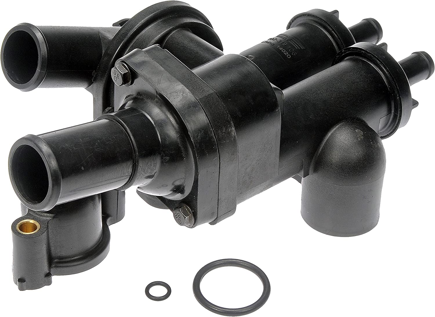 Dorman Engine Coolant Thermostat Housing for 1993-1998 Jeep Grand Cherokee sg