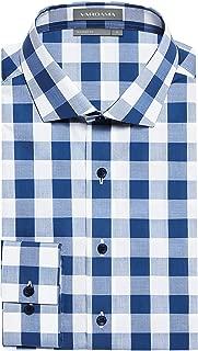 Men's Cotton Performance Shirt with Moisture Wicking Tech Chambers