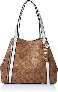 Guess Womens HWBL78-81230-LTS Handbag, Braun Latte