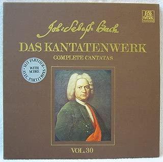 Bach: Das Kantatenwerk Complete Cantatas Vol. 30 BWV 120-123 2 lp box set