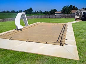 Hurricane In Ground Winter Pool Cover (poly, HIG18x36)
