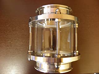 Best cylindrical sight glass Reviews