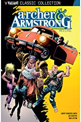 Archer & Armstrong: Revival (Archer & Armstrong (1992-1994)) Kindle Edition