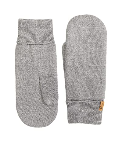tentree Classic Marled Mittens (High-Rise Grey Marled) Over-Mits Gloves