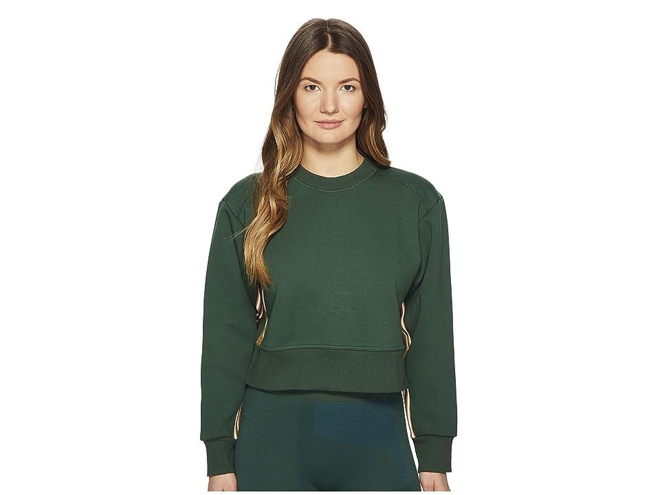 adidas by Stella McCartney Training Sweatshirt CG0198 (Dark Green) Women