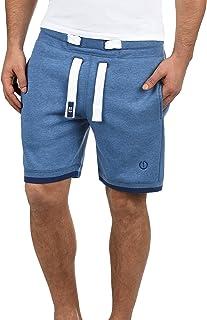 !Solid BenjaminShorts Short en Sweat Bermuda Jogging Pantalon Court pour Homme Doublure Polaire