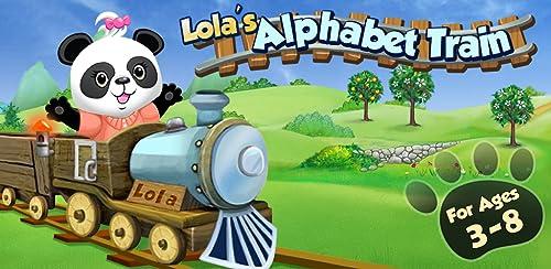 『ローラのアルファベットトレイン』のトップ画像