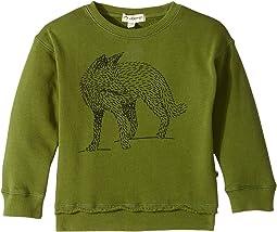 Appaman Kids - Extra Soft French Terry Highland Sweatshirt (Toddler/Little Kids/Big Kids)