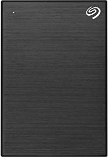Seagate Backup Plus 5 TB External Hard Drive Portable HDD – Black USB 3.0 for PC Laptop and Mac, 1 Year Mylio Create, 2 Mo...