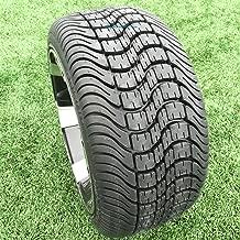 ARISUN 215/35-12 DOT Low Profile Golf Cart Tires - Set of 4