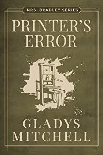 Printer's Error (Mrs. Bradley)
