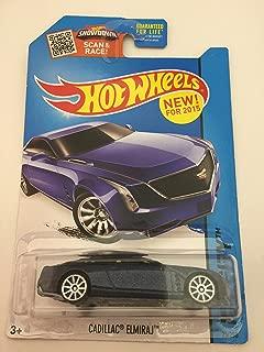 Hot Wheels, 2015 HW City, Cadillac Elmiraj [Blue] 25/250