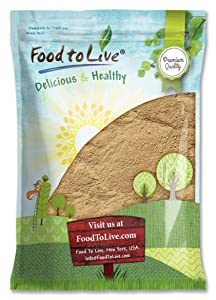 Garlic Powder, 5 Pounds — Non-GMO Verified, Vegan, Kosher, Fine Ground & Dehydrated, Sirtfood, Raw, Bulk Spices, Good Source of Vitamin B6, Copper, Manganese, Selenium, and Thiamin