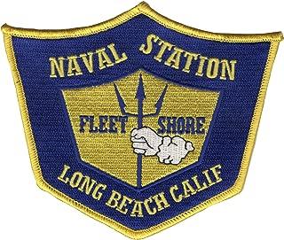 Long Beach Naval Station California Patch