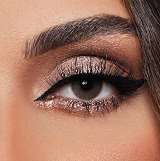 VERSACE 19V69 Contact Lenses, Odyssey Brown
