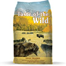 Taste of the Wild Grain Free High Protein Real Meat Recipe Premium Dry Dog Food