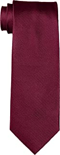 Bruno Piattelli Men's Solid Silk Tie