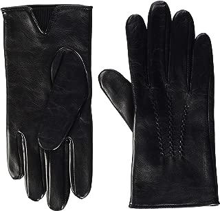 Hugo Boss Mens Griffin Glove In Black