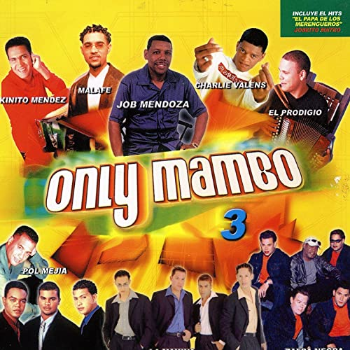 Only Mambo Vol. 3