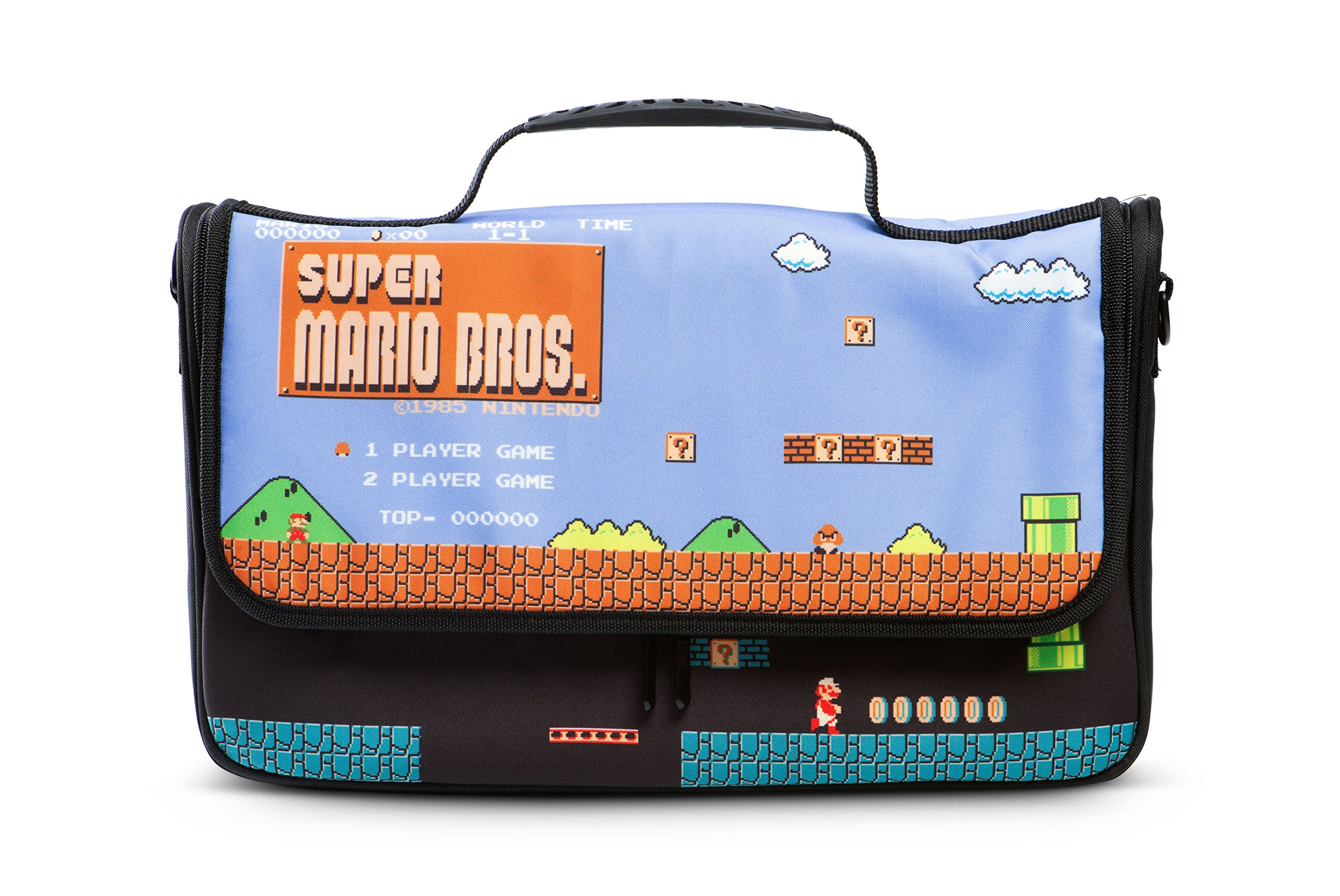 Bandolera Super Mario Bros (Nintendo Switch): Amazon.es: Videojuegos