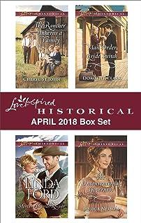 Love Inspired Historical April 2018 Box Set