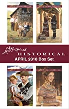 Love Inspired Historical April 2018 Box Set: The Rancher Inherits a FamilyMontana Lawman RescuerMail-Order Bride SwitchThe Unconventional Governess