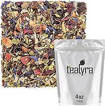 Tealyra - Scandinavian Wild Berry - Black Currant - Goji Berry - Hibiscus Health Tonic - Loose Leaf Tea - R...