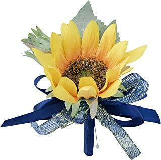 Best navy blue and sunflower wedding decorations Reviews