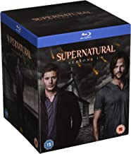 Supernatural Seasons 1-9 Complete Series [Blu-ray][Region-Free]