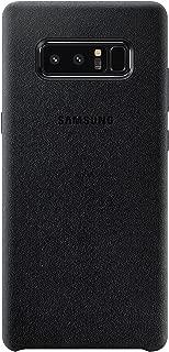 Samsung EF-XN950ABEGUS Galaxy Note8 Alcantara Cover, Black