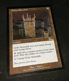 Best mtg grim monolith Reviews