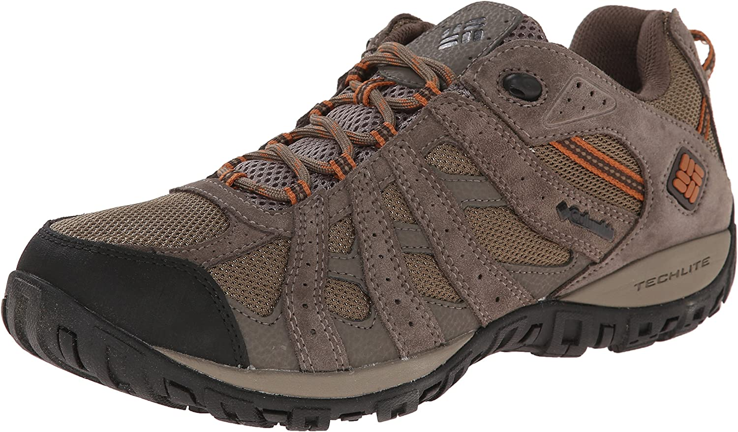 Columbia Men's Redmond Waterproof Wide Hiking shoes