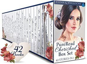 PureRead CHERISHED 42 Book Box Set: 42 Clean & Wholesome Stories