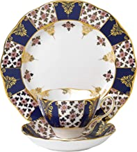 Royal Albert 100 Years 1900 Teacup, Saucer and Plate Set