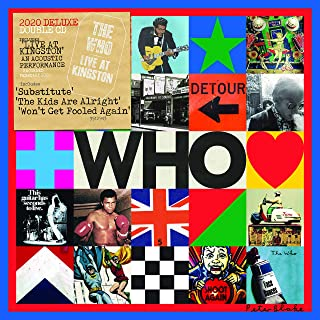 WHO [7inch Vinyl Box Set]