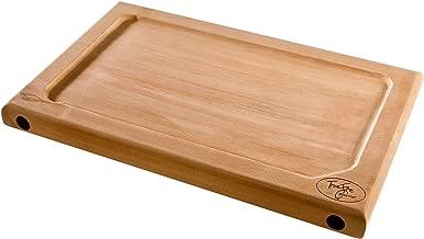 TrueFire Gourmet Cedar Oven Roasting Plank 9×14 – Cooking and Seasoning Planks for Salmon, Fish, Steak and Veggies