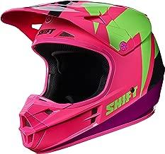 2017 Shift White Label Tarmac Helmet-Black/Pink-S