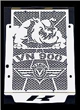 alambrera azul de protecci/ón protecci/ón de radiador Vulcan 900 VN 20062016 todo modelo design /« Bulldog /»