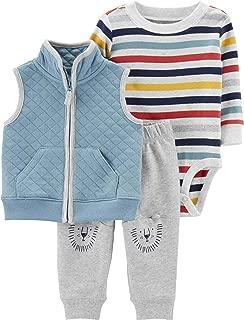 Carter's Baby Boys' Vest Sets