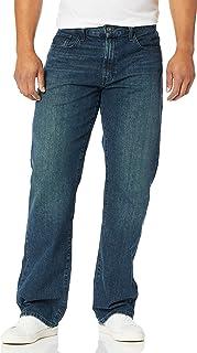 Men's Loose Fit 5 Pocket Jean Pant