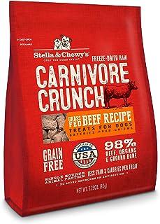 Stella & Chewy's - Ricetta per cani senza grano senza grano per carnivore crudo, confezione da 92 g