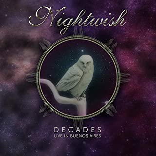 nightwish decades live