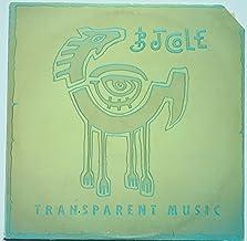 B. J. Cole: Transparent Music