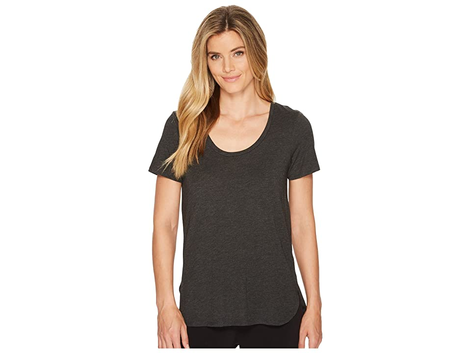 Lole Jagger Top (Black Heather) Women