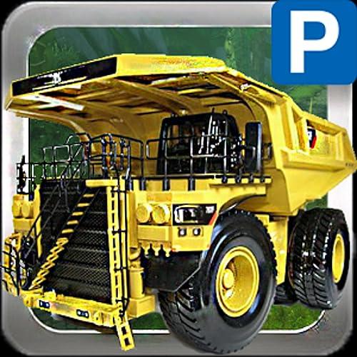 Rc Car Parking : Dump Truck 3D Bronze