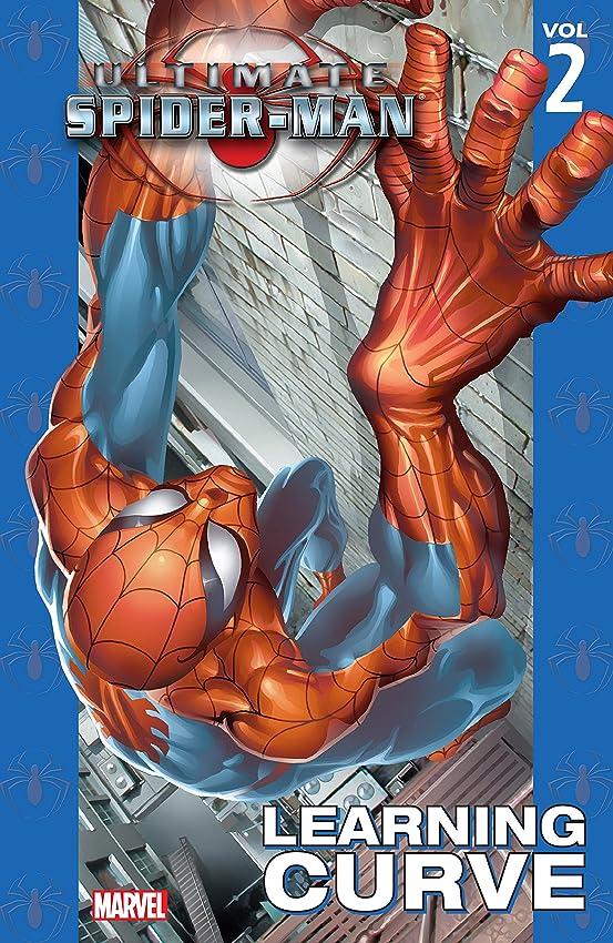 なんでも貨物安西Ultimate Spider-Man Vol. 2: Learning Curve (Ultimate Spider-Man (Graphic Novels)) (English Edition)
