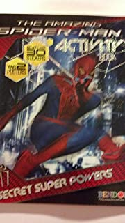 The Amazing Spider Man Activity Book