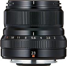 Fujifilm FUJINON XF 23mm F2 R WR Obiettivo 23mm, f/2, Resistente Intemperie, Attacco X Mount, Nero