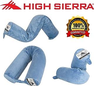 High Sierra Flexible Travel Pillow Teal