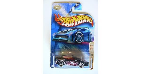 Mattel #113 1//5 Hot Wheels 2004 Cereal Crunchers 1995 Camaro